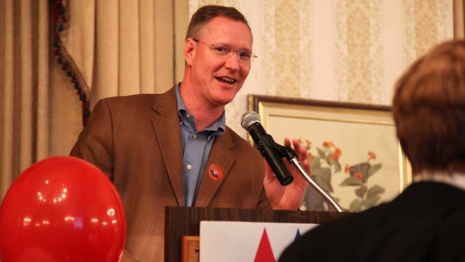 2010 file photo of Rep. Steve Stivers