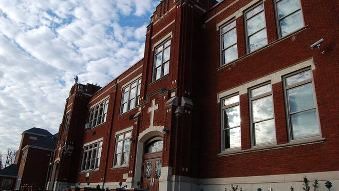 Holy Cross High School in Latonia closed  Monday, Aug. 24 due to a student testing positive for coronavirus.