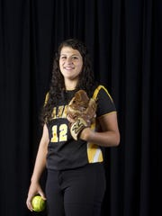 Ashley Ventura of St. John Vianney is the 2015 All-Shore Softball Player of the Year.