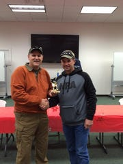 Paul Hill won fourth place in the Tactical Shooting Competition.