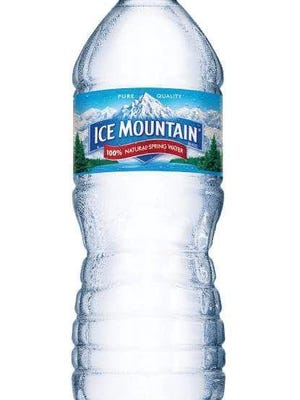 Nestle's Ice Mountain water