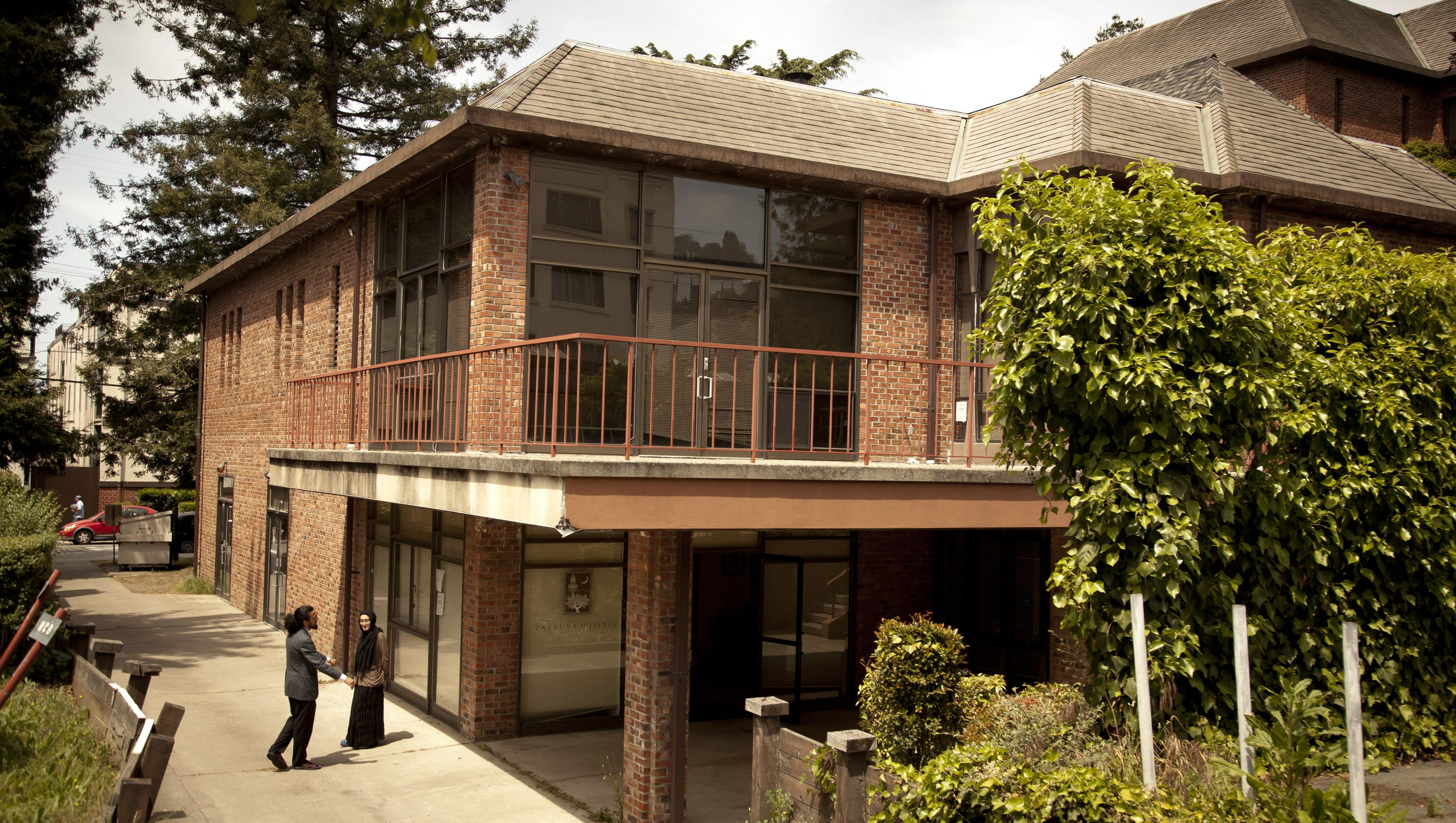 First Muslim college in U.S. buys Lutheran seminary campus in Berkeley