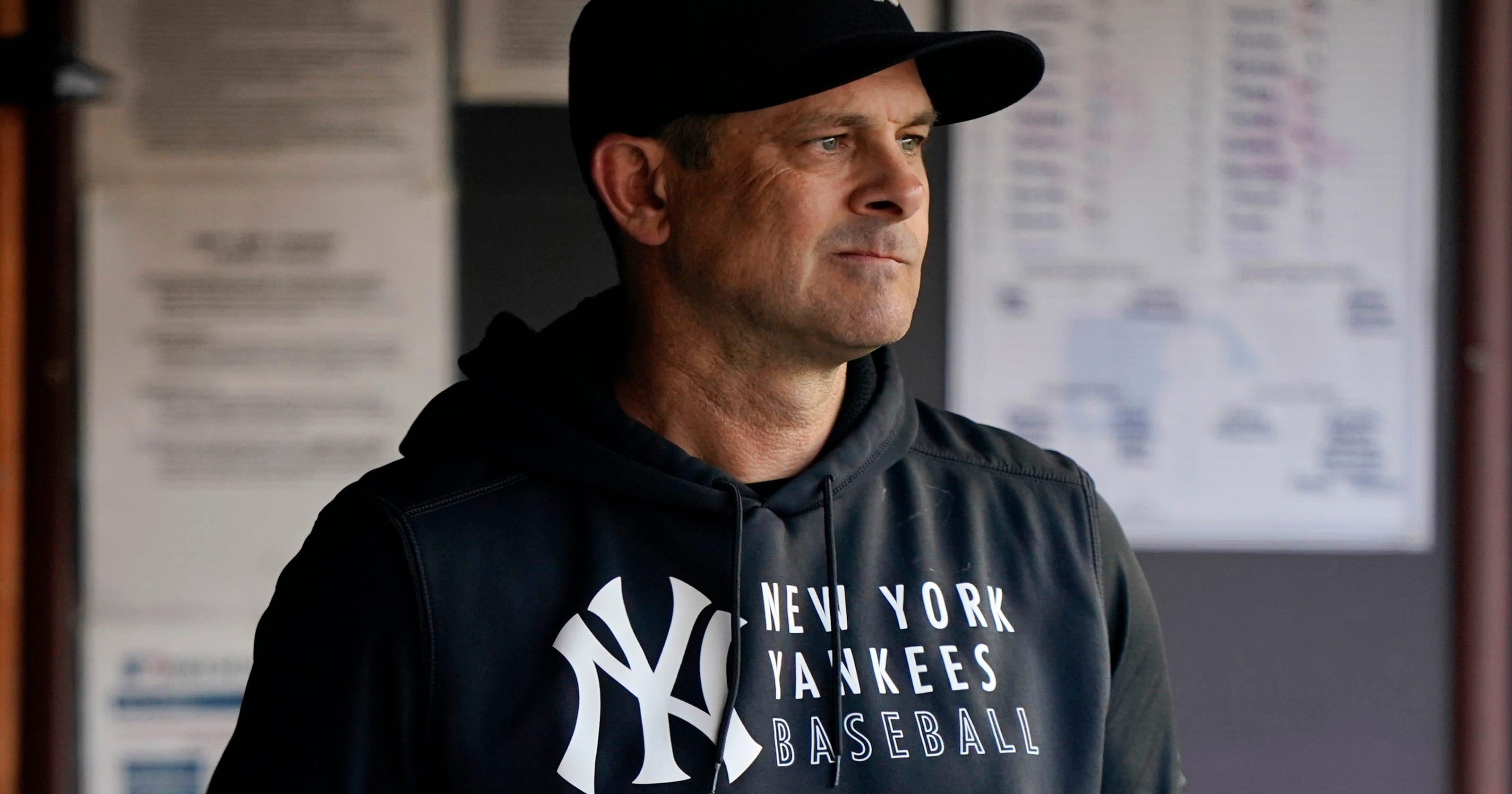 Will the Yankees keep Aaron Boone? In the last year of his contract, manager on the hot seat