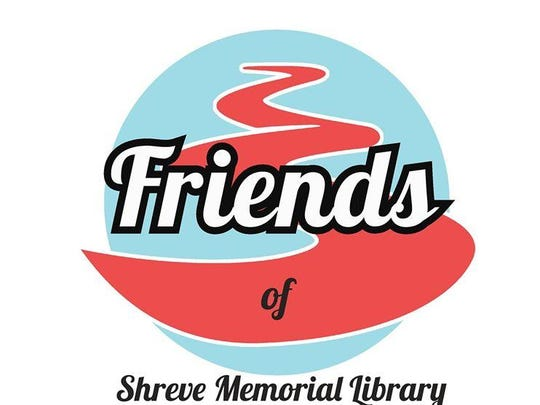 Shreve Memorial Library Book Sale is  9 a.m.- 5 p.m.