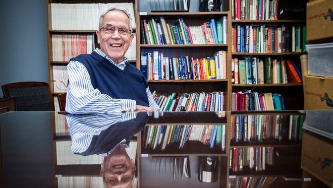 Dr. George Branam at IU Health Ball Memorial Hospital.