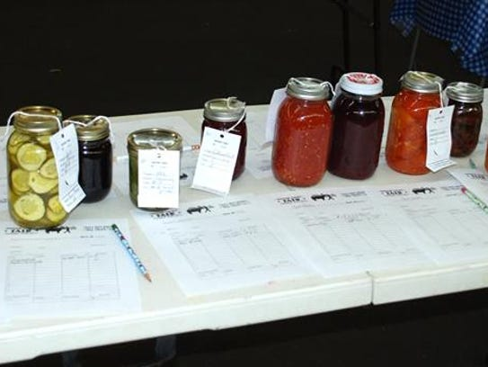 Organizers would like to see more canned good entries