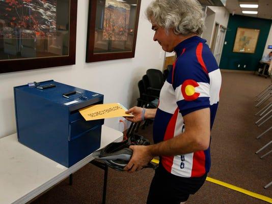 AP ELECTION COLORADO A ELN USA CO