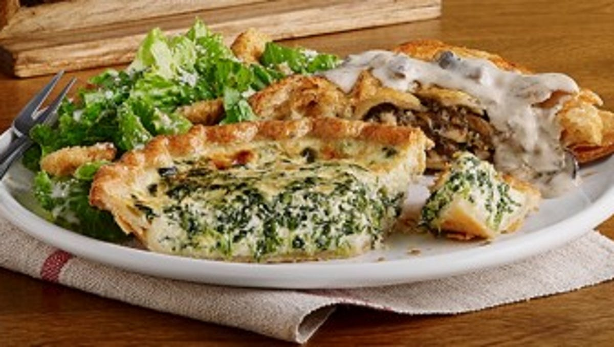 La Madeleine Now Offering Country French Trio Special