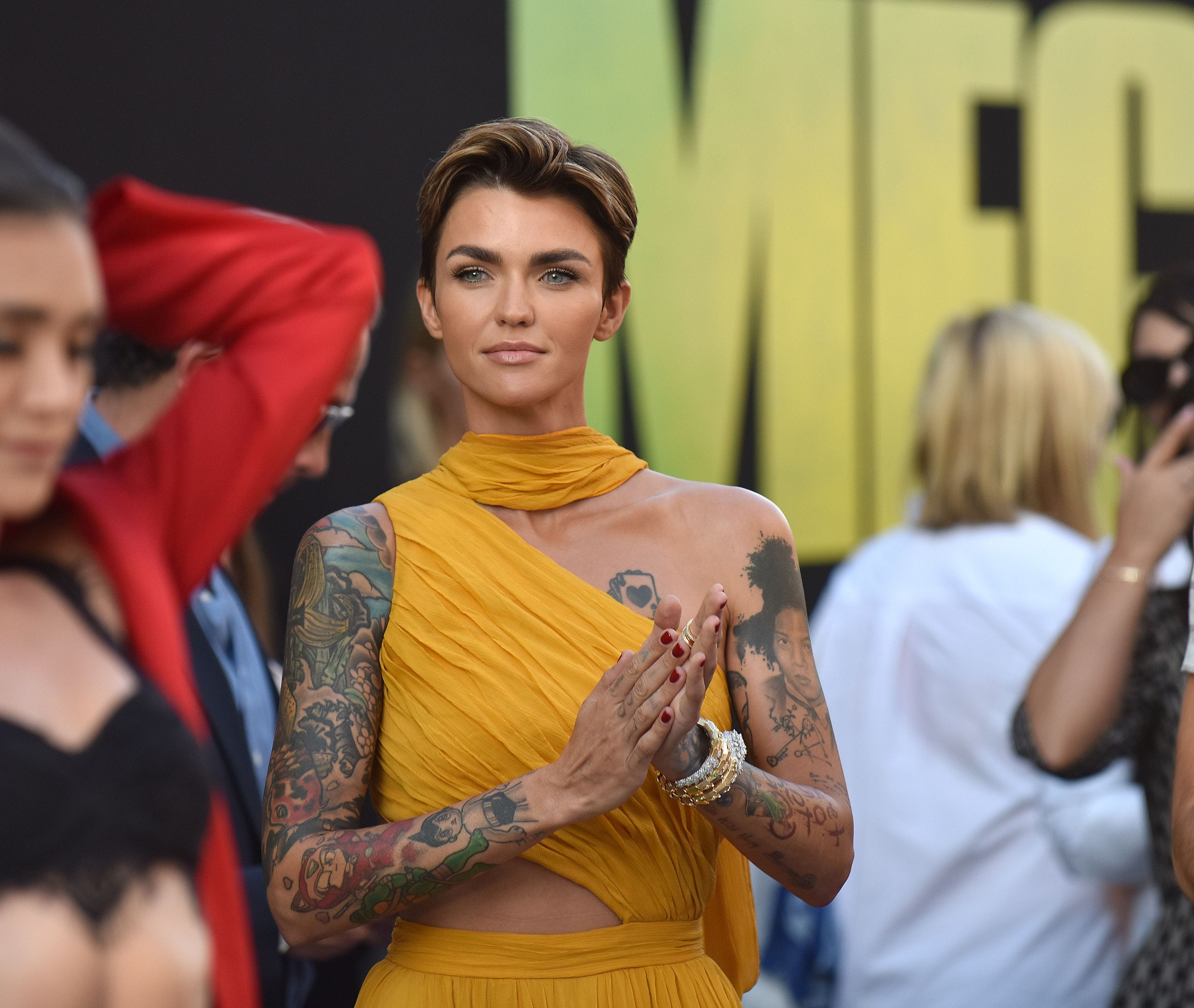Celebrites Ruby Rose nudes (48 foto and video), Sexy, Sideboobs, Feet, see through 2017
