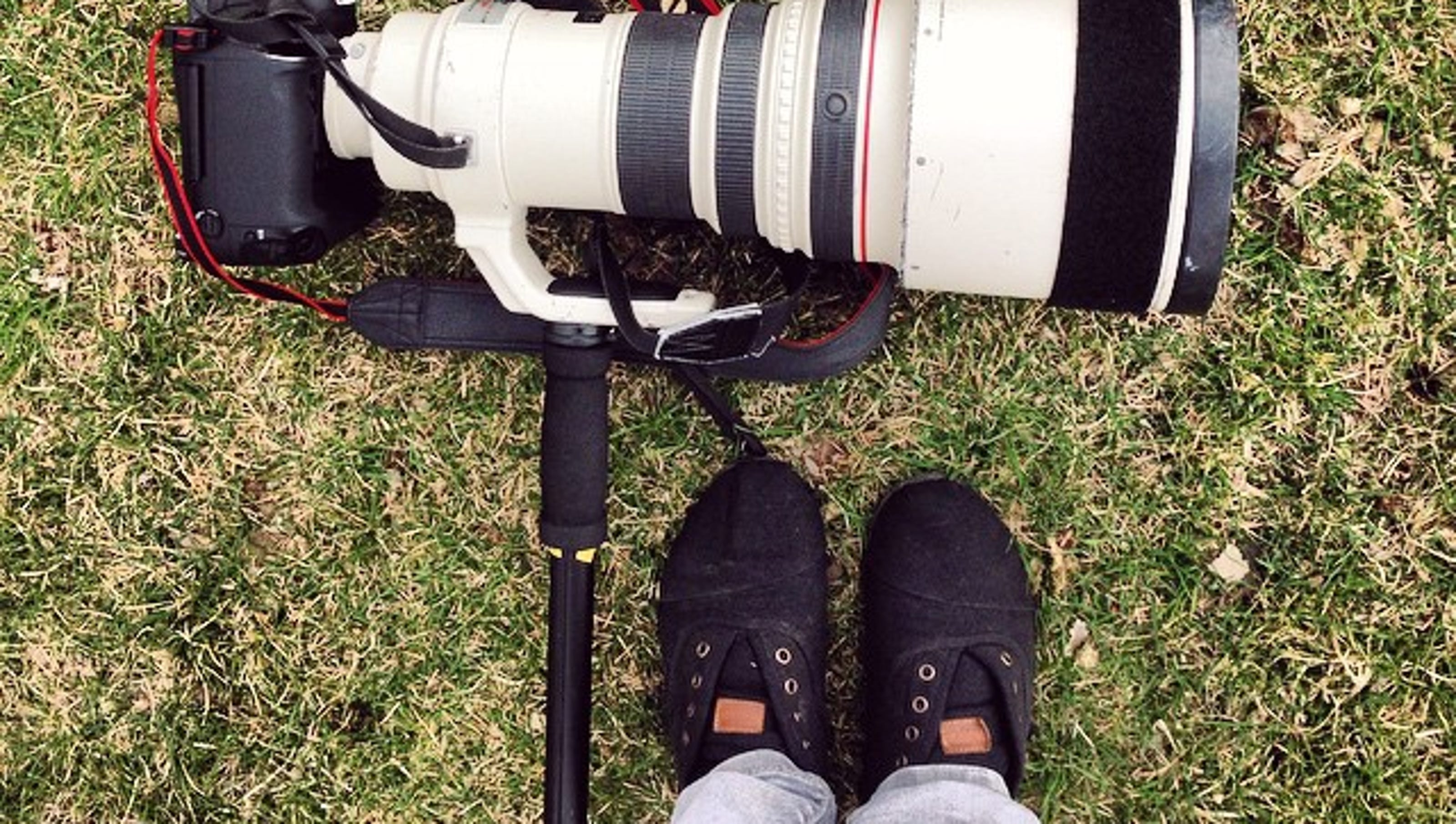 What I learned from two years photographing my feet