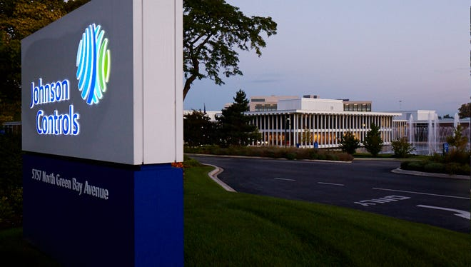 Johnson Controls is set to combine with Tyco International.