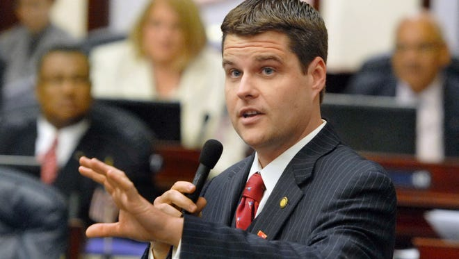 U.S. Rep. Matt Gaetz (R-Fort Walton Beach) has proposed to abolish the EPA by 2018. Legal experts disagree with the lawmaker.