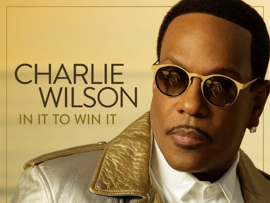 Charlie Wilson's In It to Win It album cover.