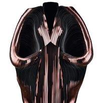 Designer Iris van Herpen's stunning 3D-printed fashions come to Phoenix Art Museum