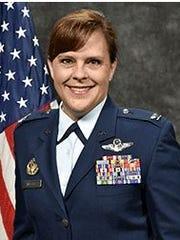 Col. Allison Miller