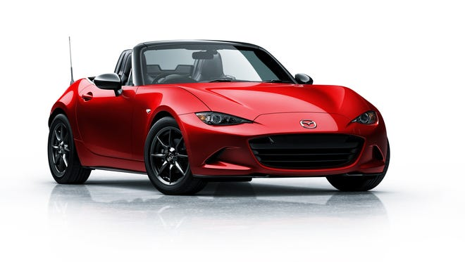 Mazda says the 2016 MX-5 Miata will be given its SkyActiv engine technology to make it more efficient.