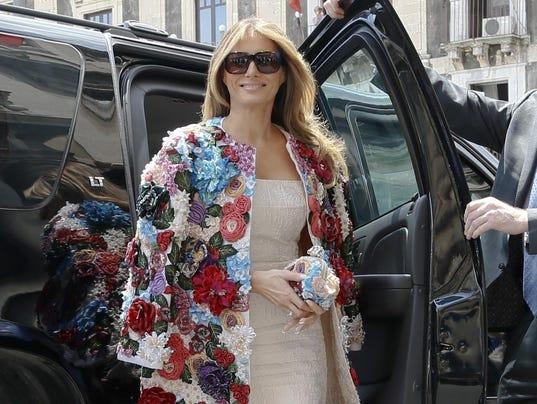 Trump One Year Melania Fashion (7)