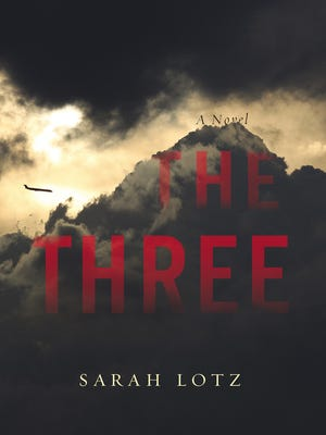 The Three by Sarah Lotz, book cover.