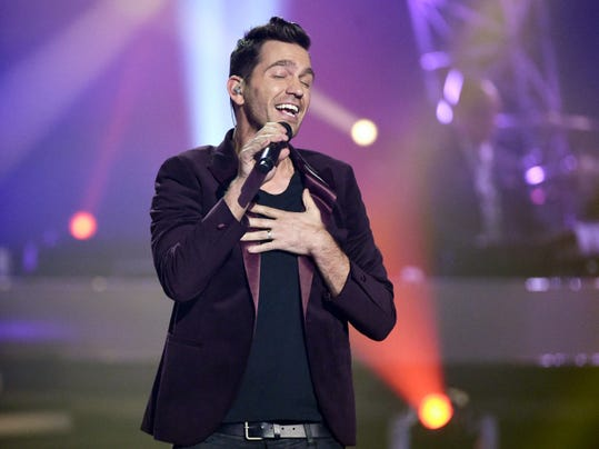 "Pop singer Andy Grammer, known for the hit song ""Honey, I'm Good,"" will perform at the York Fair Friday, Sept. 18."