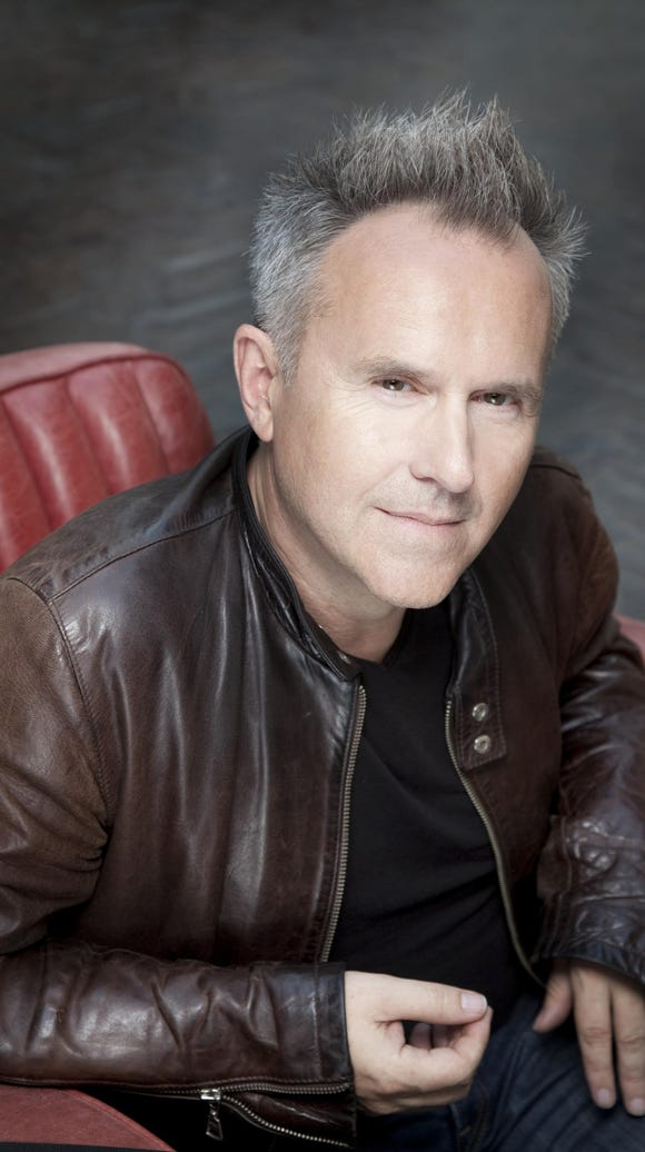 Howard Jones delivers songs and stories Jan. 26 at