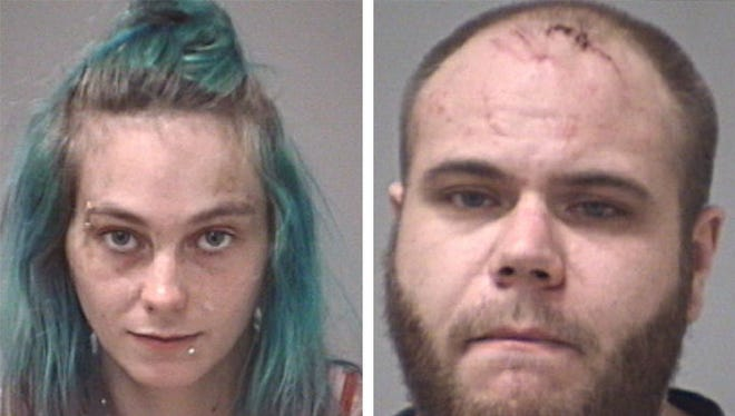 Candice Renea Diaz, 24, and Brad Edward Fields, 28, are sought in the death of a 4-year-old girl.