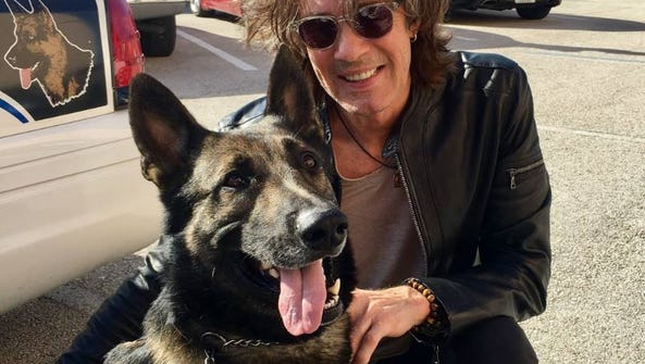Rocker Rick Springfield posted to Facebook on Saturday