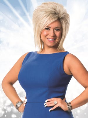 """Long Island Medium"" star Theresa Caputo returns to the Resch Center for a show on Oct. 23."