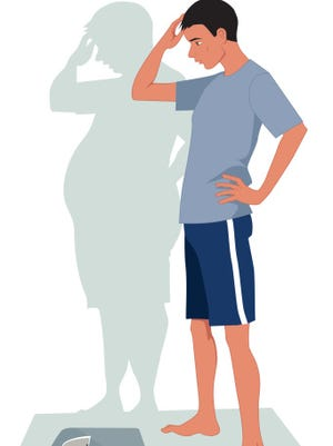 Body image starts in childhood and evolves throughout life. Factors that shape it include family and peer dynamics, education, and popular media.
