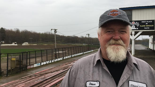 Eriez Speedway owner Dave Alexander, shown in a 2019 file photo, plans to open his facility for the 2020 season on Sunday. The track will be allowed to operate based on COVID-19 safety guidance provided by Gov. Tom Wolf's administration on Wednesday, the Erie County Department of Health confirmed Friday.