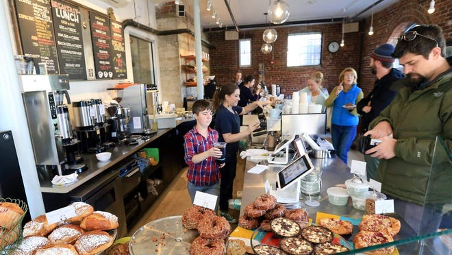 """Lil's Cafe in Kittery will participate in a worldwide effort called """"Bakers Against Racism"""" on Thursday, June 18."""