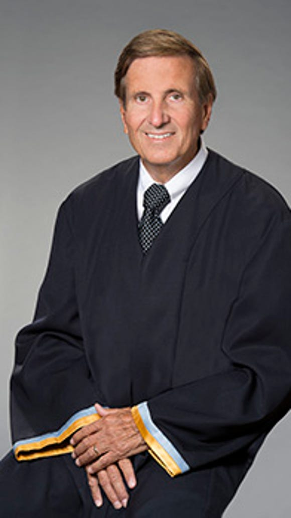 Delaware Supreme Court Justice Randy J. Holland will