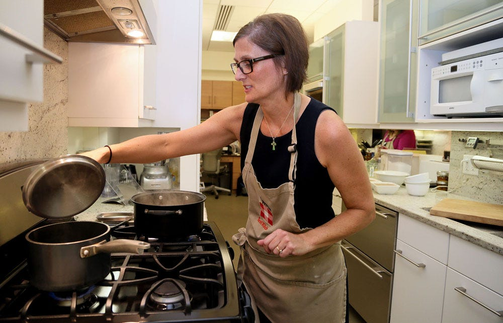 Better Homes And Gardens Magazine Will Open Their Test Kitchens To The  Public And Offer Cooking