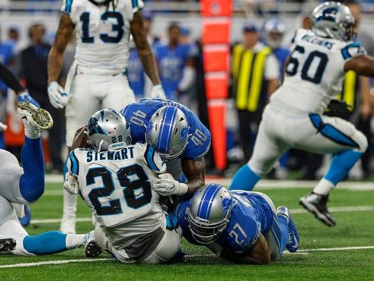 Detroit Lions defense