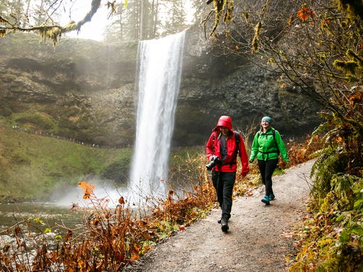 Silver Falls Ohio Map.The 5 Best Hikes At Oregon S Stunning Silver Falls State Park