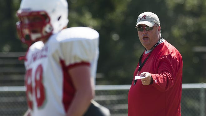 Lowndes Academy and coach Bob Taylor were scheduled to open the season at home Friday before an accident Thursday caused the game to be canceled.