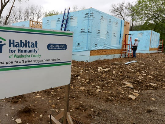 As part of Habitat for Humanity of Waukesha County's
