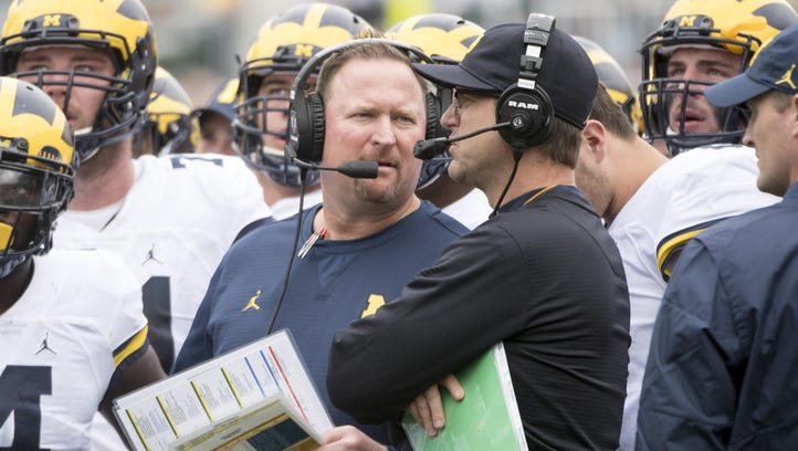 Reports: Tim Drevno out as UM's offensive coordinator