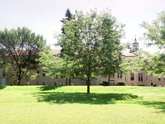 The former Brown County Mental Health Center on St.
