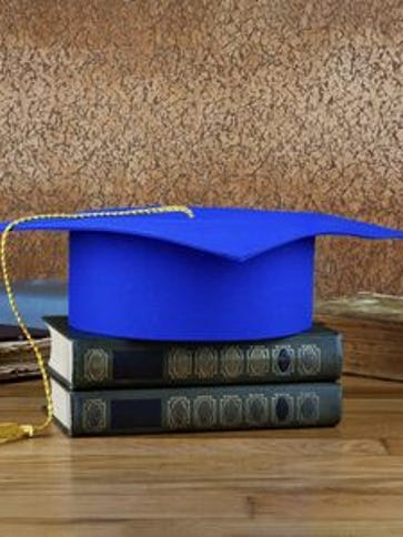 Local students earn degrees and scholarships.