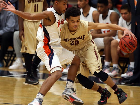 Riverdale's Johnathan Mathews was named to The Daily