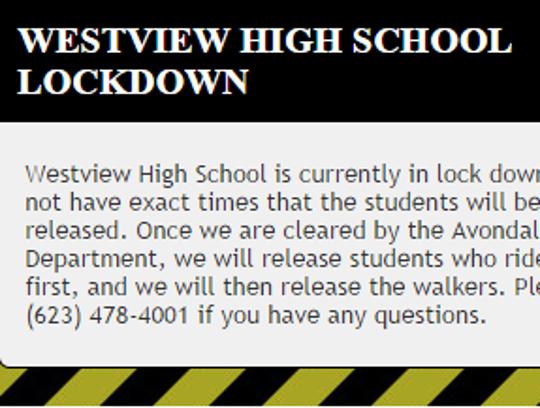 westviewlockdown