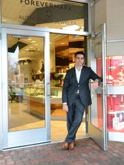 Lee Neves and his family own Neves Jewelers in Shrewsbury and Woodbridge.