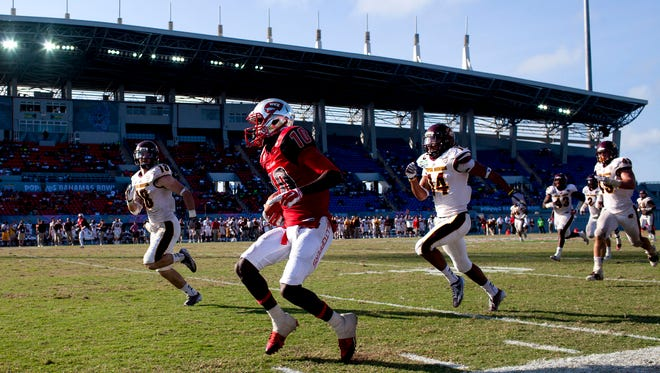 Created and managed by Conference USA, the Bahamas Bowl drew 13,667 fans Wednesday in its inaugural game.