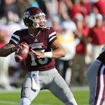 Mississippi State quarterback Dak Prescott will play in the Senior Bowl on Jan. 30.