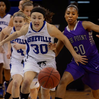 UNC Asheville guard Paige Love will be paid about $2,500 next year to play basketball under the NCAA's cost of attendance measure.