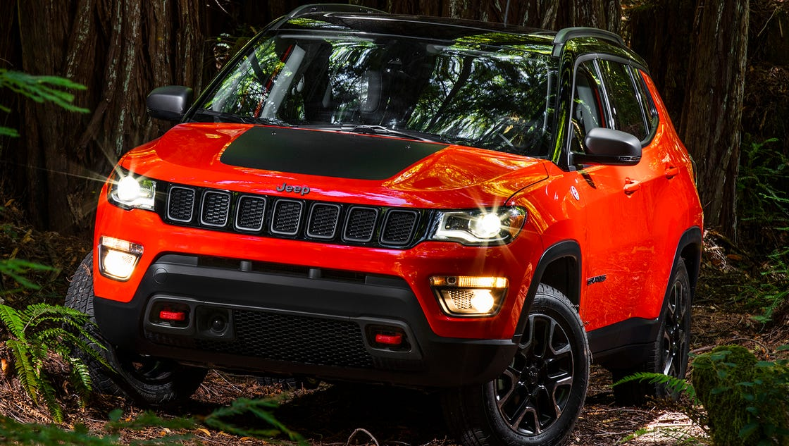 Jeep releases first photos of next Compass SUV