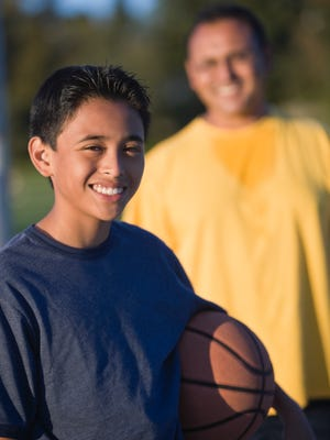 Lost youth can be found through sports with the help of adults.