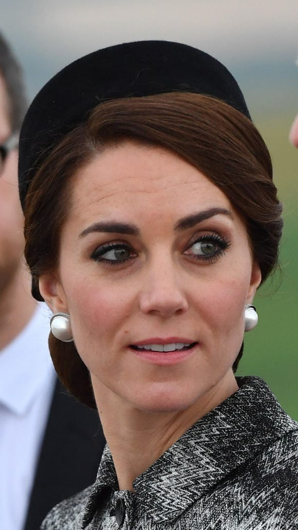 Is Kate Middleton Channeling Jackie O