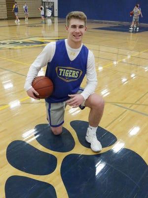 Howards Grove boys basketball player Eric Reinemann is this week's Senior Spotlight.