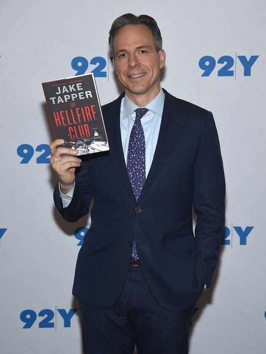 92nd Street Y Presents: Jake Tapper & Stephen Colbert